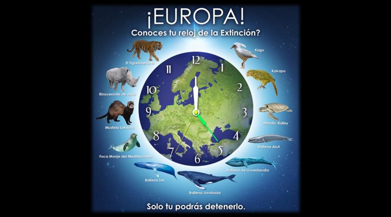 Animales en peligro de extinción en Europa
