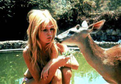 Brigitte, defensora del derecho animal